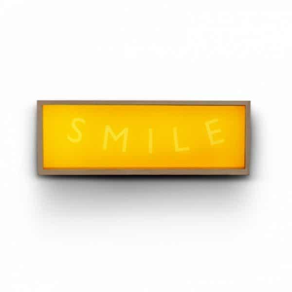 lichtbox smile Seletti