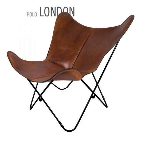 Vlinderstoel Polo London