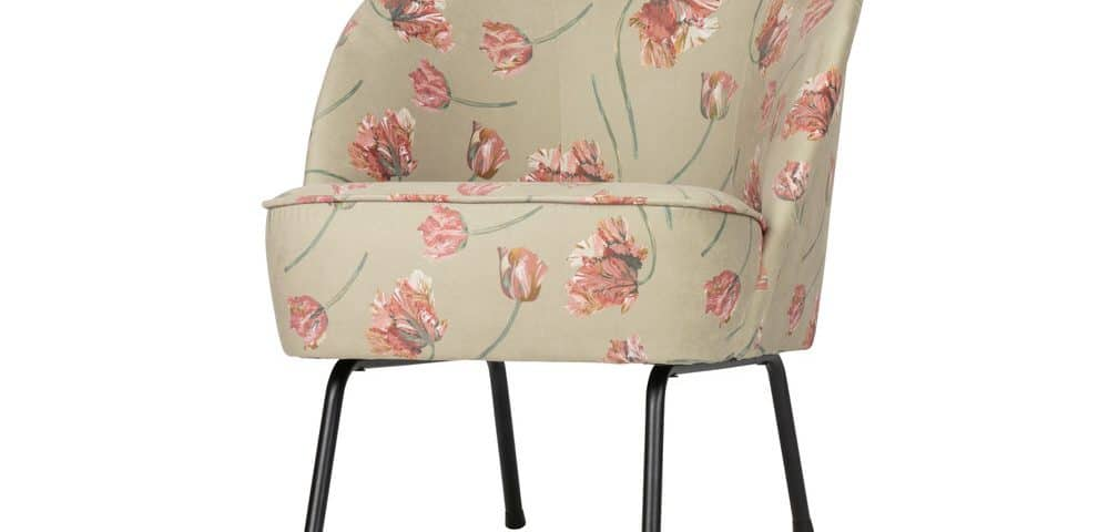 Fauteuil Vogue Rococo agave