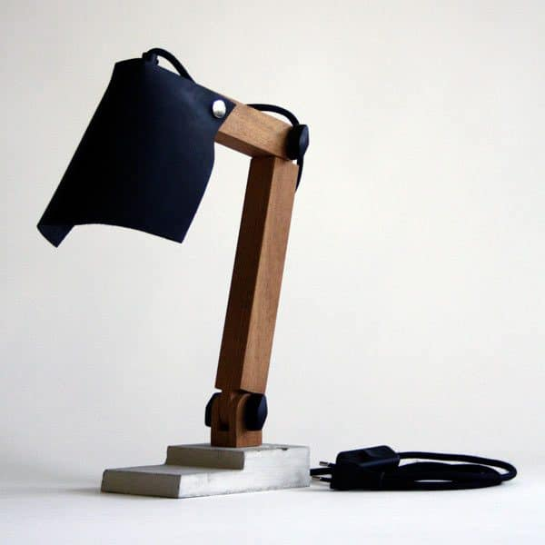 BigFoot lamp bureaulamp