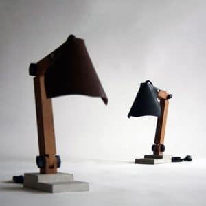 BigFoot lamp