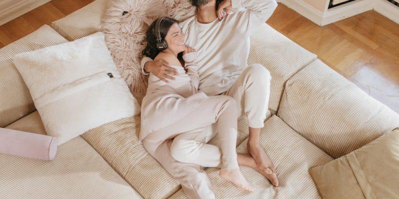 Vetsak sofa en zitzak