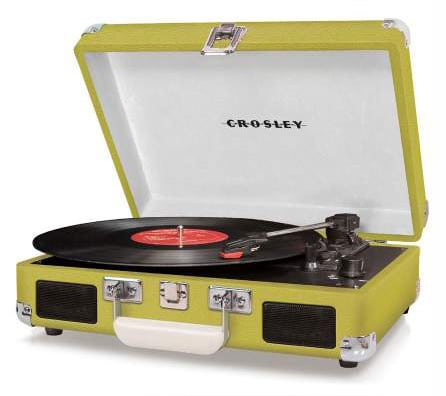 Crosley cruiser GR green groen