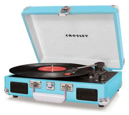Crosley cruiser TU turkoois