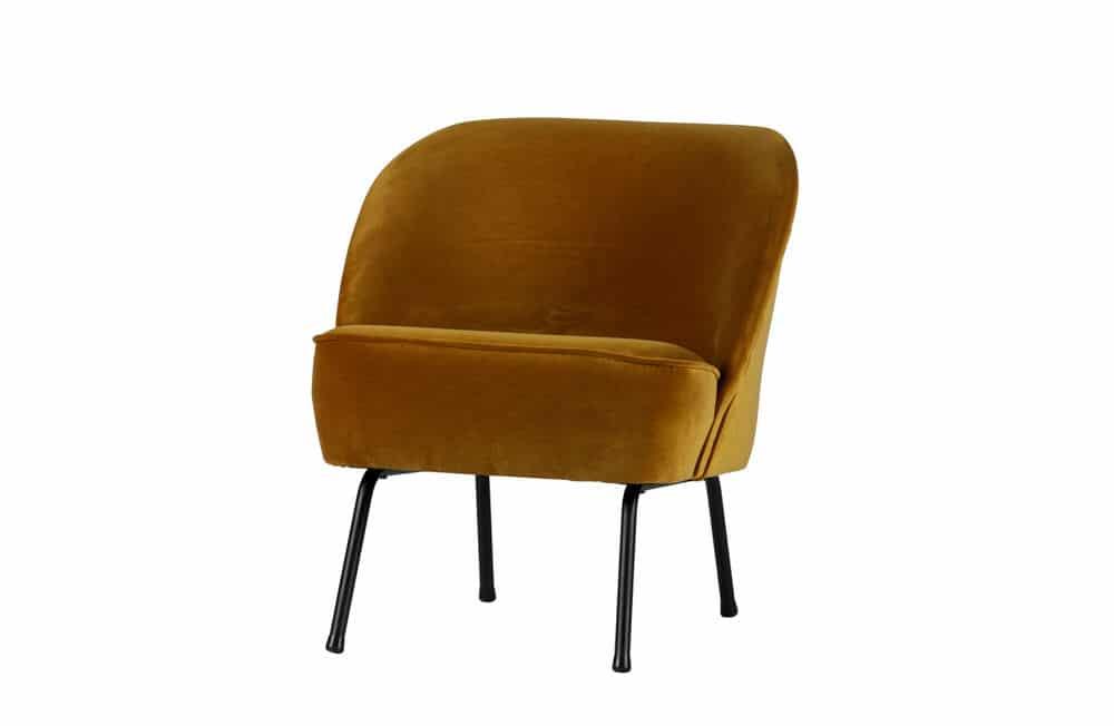 Vogue fauteuil fluweel bepurehome gewoon wonen online